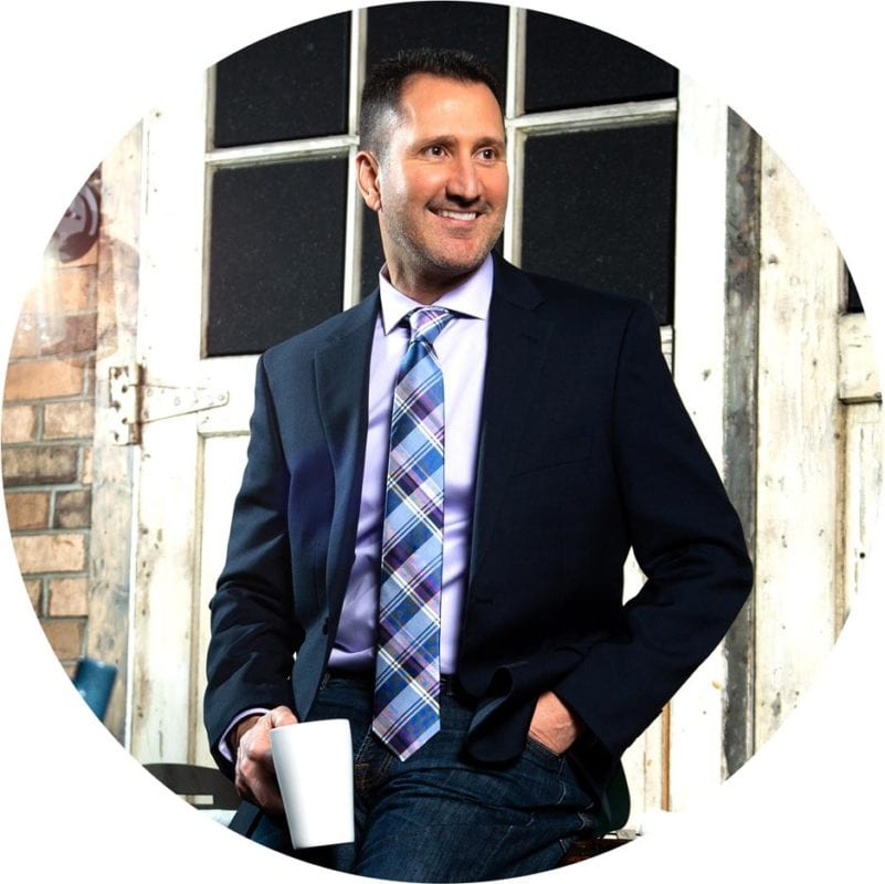 Cleveland realtor Mike Ferranti, founder of the 21 Mike Team